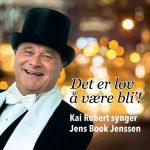 Kai Robert Johansen med ny CD