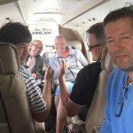 DDE reiser med privatfly
