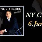 Nytt CD-album fra Ronny Nilsen