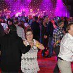 Stor Dansefest i Drammenshallen 21 januar