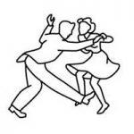 Klar for årets dansefest i Flå