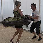 Nok en vellykket vårdans på Gol